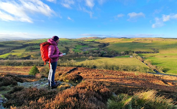 Navigation masterclass (2 day course) in Northumberland