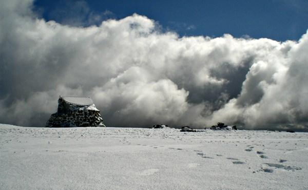 Guided winter Ben Nevis summit (2 day)