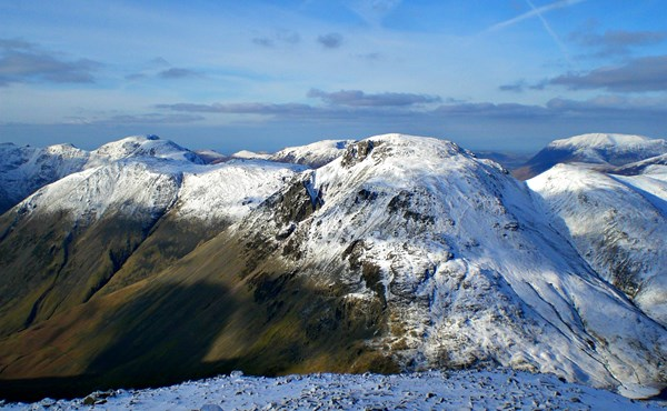 Introduction to winter walking and winter skills in the Lake District (2 day course)