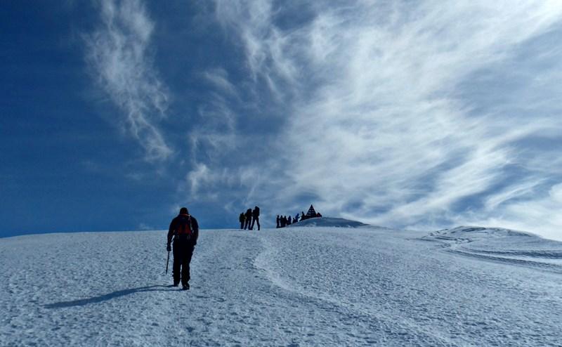 Winter walking bespoke course