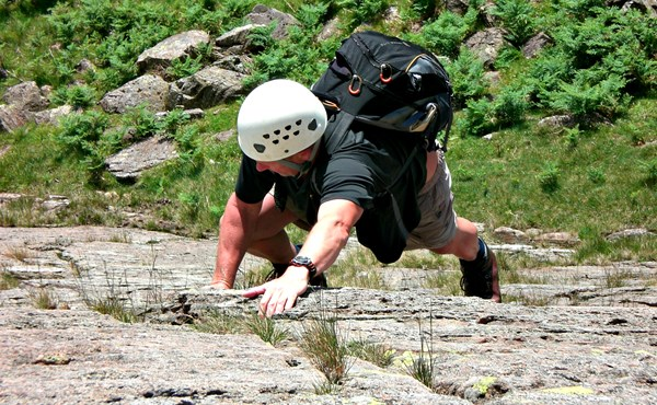 Learn to scramble (2 day course) in the Lake District