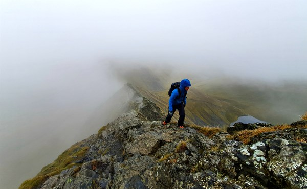 Learn to scramble (3 day course) in the Lake District