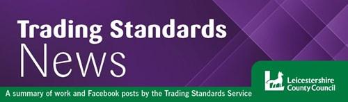 Latest Trading Standards Newsletter