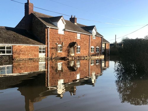 Call for Flood Wardens for the Parish