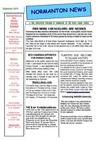 September 2019 newsletter thumbnail