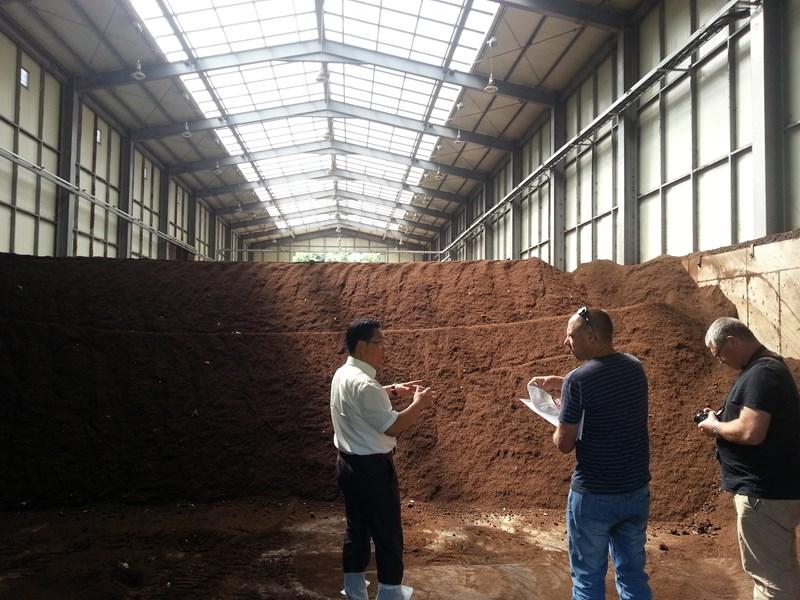 Compost Sampling & Testing
