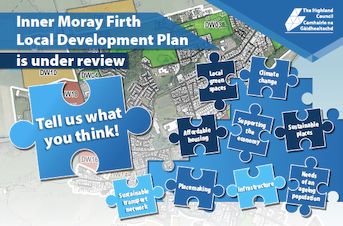 Shape Nairn's Future: Inner Moray Firth Development Plan Review Consultation now Open